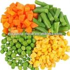 frozen vegetable corn green pea carrot