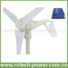 Wind turbine 400W/24v Horizontal axis ,full power windmill generator with wind/solar hybrid controller with CE,ROHS,ISO9001.