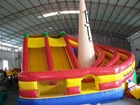 Customized Inflatable Slides