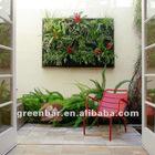 Mini green wall--make up by greenbar wall planting bag