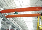 LDA model electric single-girder crane