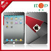 Christmas Front and back set sticker color screen protector for ipad mini