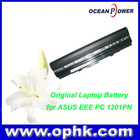 Hot selling for Original Laptop Notebook Battery for ASUS EEE PC 1201 1201N 1201PN 1201HA