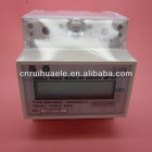 Single phase Two wiressingle phase energy meter with lcd display