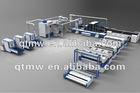 special fibre automobile interior decoration production lines