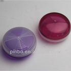round 3 pill box