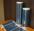 The highest quality Underfloor heating film Hot-film (Carbon film Heater, Far-infrared heat film)