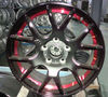 alloy wheels 4X100