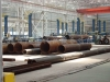 H-beam pipe production line