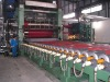 4-roller rigid pvc film calendering production line