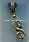 latest fashion metal zipper slider