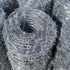 Used PVC Coated Barbed Wire For Sale