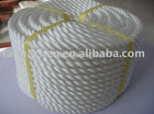 3-structure PP multifilament rope