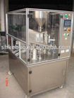 shampoo filling sealing machinery