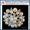 New design pearl brooch