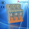 elcb transparent DZ47LE-63 earth leakage circuit breaker