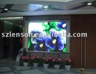 (SMT)3 in 1 P4 indoor led curtain display