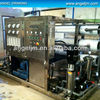 Siemens PLC control mineral water equipment
