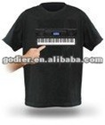 Hotselling Piano Musical T-shirt