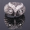 Fashion crystal/rhinestone ring