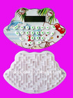 Mini Pocket Cartoon calculator with maze game