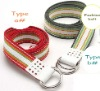 Fashion Woven belt