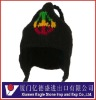 100% wool Knitted hat