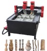 QL1118 Multi-Function Cnc Wood Router Machine with Rotary Axis