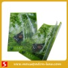 Custom design A4 PP Folder