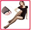 15D sexy show toe tights pantyhose women