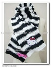 CHILDREN'S FASHION KNITTED SCARF