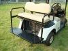 Golf Cart Rear Stationary Seat Kit for E-Z-RXV