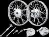 17' Aluminium Alloy Motorcycle Wheel