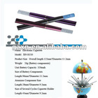 E-Cigarette with battery in good design, 2012 new item, hot!