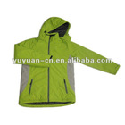 New!!!2012 fashion designed windproof jacket with hood