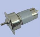 dc gear motor(JL-60R775)