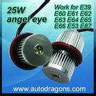 ADT 25W CREE LED angel eye for 5 series E39 E60 E62 E63 E64 E65 E66 X3 X5