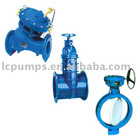 Check valve, Butterfly valve,Gate valve,Control valve,Ball valve