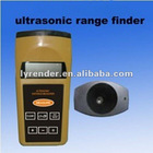 ultrasonic range finder/distance measure laser