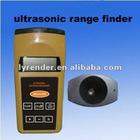 ultrasonic range finder/distance measure laser