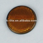 High Reflectivity Plastic Round Reflectors