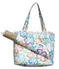 Printed Travel Bag & Straw Camping Mat-12-TB-026-03