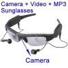 3 in 1 ( Camera + Video + MP3 ) Sunglasses