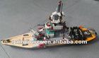 plastic Creative Toy Brick