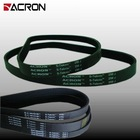 250J6 v-ribbed belt