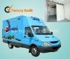 ice cream refrigerated box truck