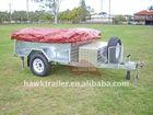 2011 Hawk's New galvanized camper trailer (HT-CP1)