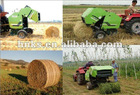 Sale farm use round and square shape straw baler machine straw baler compress machine Mobile 0086 15238020668