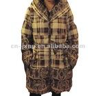 classic warm winter garment for women