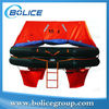 latest inflatable life raft with 10 persons